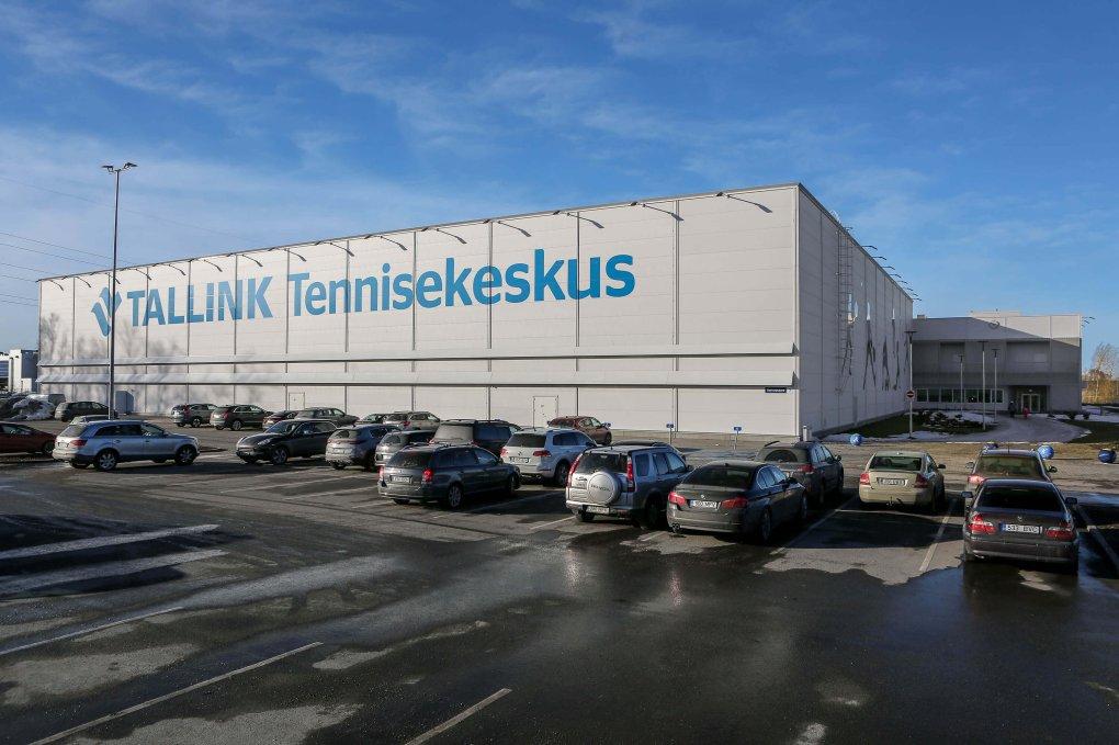 Gym at Tallink Tennis Center
