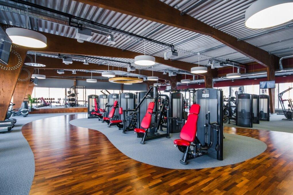 Fitness club Golden Club Tondi