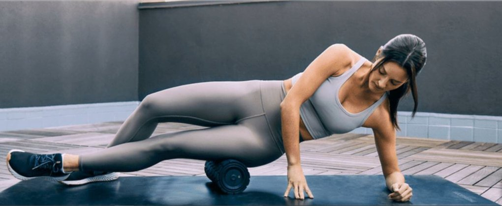 How to use a vibrating foam roller for recovery
