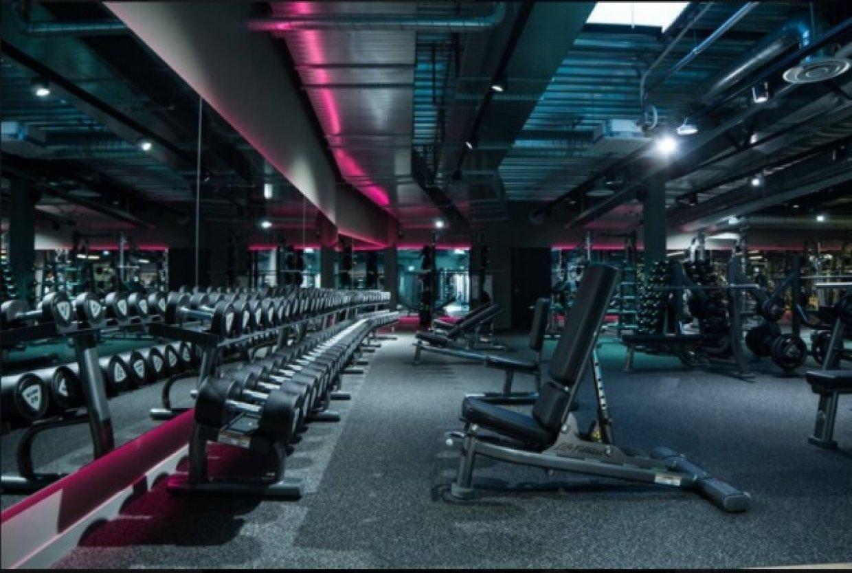 People Fitness Tallinn Club