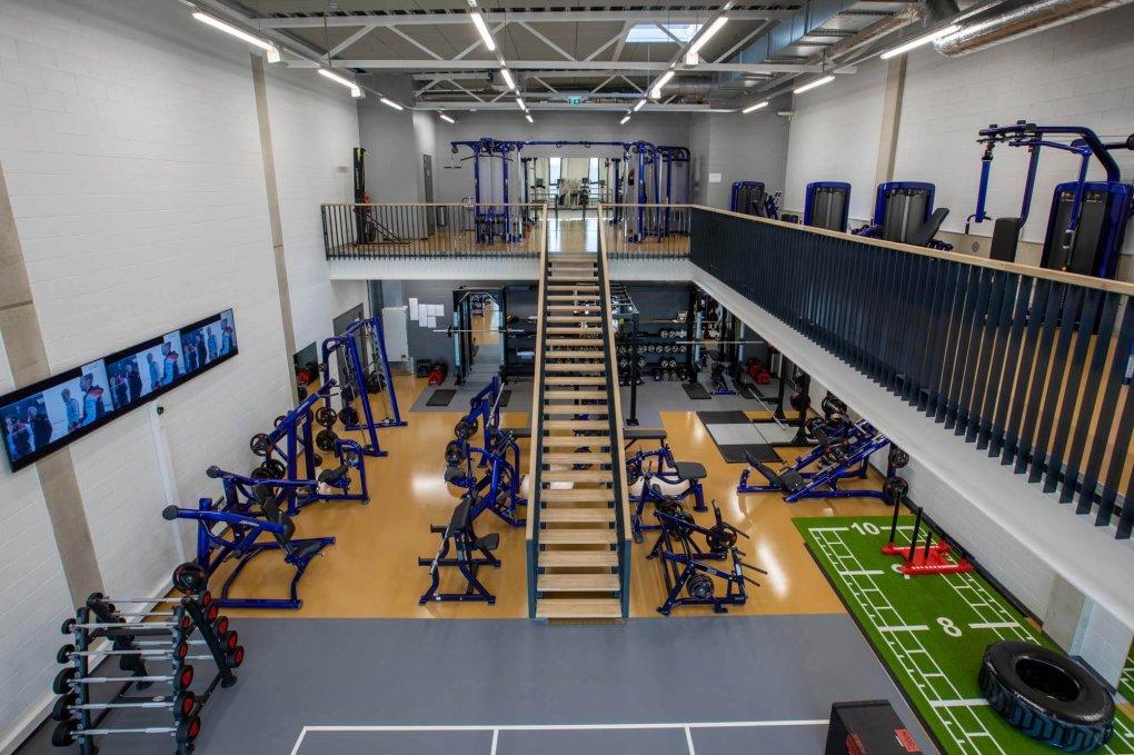 Elva Sports Center